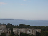 3-bedroom apartment with sea view in Lazur district