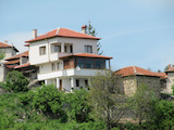"Unique house with views over the Thracian sanctuary ""Belintash"""