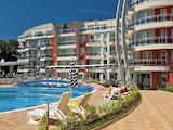 Двухкомнатная квартира в комплексе «Емберли» в курорте Лозенец