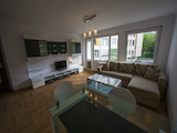 1-bedroom apartment near metro station in the prestigious district Iztok