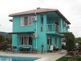 House with swimming pool near Sunny Beach