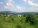 Парцел за застрояване на вила в село Бистрица