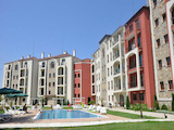 Двухкомнатная квартира в г. Царево