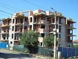 New residential building in Sarafovo neighbourhood