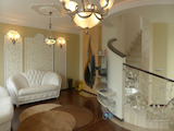 Luxury designer 3-bedroom apartment for rent near Bulgaria blvd.