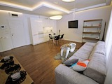 Luxury one-bedroom apartment in Lozenets district in Sofia