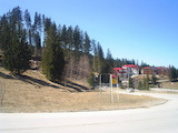 Development land at the entrance of mountain resort Pamporovo