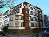 Новострояща се жилищна сграда в центъра на Бургас