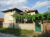 Lovely house with yard in a well developed village