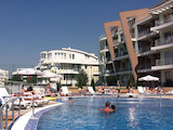 1-bedroom apartment in Sunset Apartments 3 near Sunny Beach