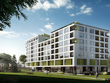 Residential building Green House in Burgas