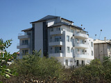 New residential building in Chernomorets