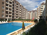 One-bedroom apartment in Perla complex