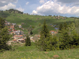 Attractive plot of land 4 km from Pamporovo ski resort