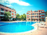 1-bedroom apartment in Sunny Fort complex in Sunny Beach