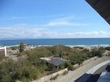 Двустаен апартамент с панорамна морска гледка в Поморие
