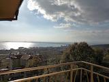 Двустаен апартамент с красива морска гледка в Свети Влас