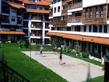 2-bedroom apartment in Bansko Royal Towers