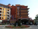 1-bedroom apartment in hotel Mirage in Nessebar