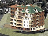 Business investment project with building permission