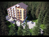 Development land with project for apart-hotel in Pamporovo