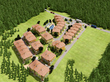 Инвестиционен парцел с проект за вилно селище до Перник