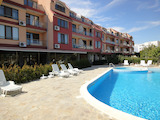 1-bedroom apartment with sea view in Villa Mare complex