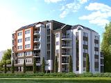 Двустаен апартамент на шпакловка и замазка в нова сграда до метростанция Люлин