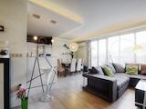 Изключителен многостаен апартамент с прекрасна гледка към Витоша, ул. Боряна