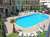 Maintained 1-bedroom apartment in Sea Grace complex in Sunny Beach