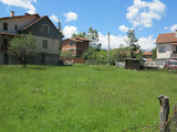 Development land with picturesque location in the village Madzhare