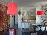 Луксозно завършен тристаен апартамент под наем в кв. Кършияка