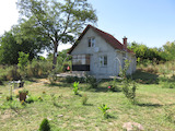 Restored villa with garden 5 km from Parvomay