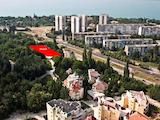 Панорамен парцел за инвестиция с удобна локация в кв. Бриз