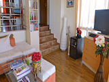 2-bedroom apartment with large terrace in Black Sea View complex