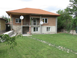 Renovated 2-storey house with yard and view of Rhodope mountain