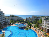 2-bedroom apartment with sea view in Emerald complex