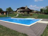 Бутикова новопостроена къща с басейн на 7 км от гр. Априлци