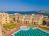 Studio in 5-star gated complex Flores Garden in Chernomorets