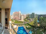 Хубав двустаен апартамент в добре поддържан комплекс Посейдон