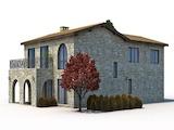 Голям парцел с проект за застрояване на самостоятелни еднофамилни къщи