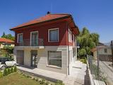 Нова крайградска къща с модерен екстериорен дизайн и целогодишен достъп, кв. Драгалевци