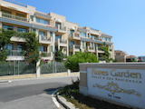 1-bedroom apartment in Flores Garden complex in Chernomorets
