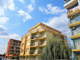 Двустаен апартамент до Аквапарка в Слънчев бряг
