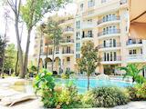 Стилен двустаен апартамент в Даун Парк Роял Венера Палас