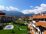 �������� ���������� � ������ ���� ������ / Bansko Royal Towers