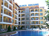 Two-bedroom Apartment in Golden Dreams Complex