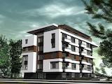 Стилна сграда със семпла и изчистена визия в Дианабад