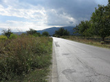 Парцел в регулация на асфалтов път на 3 км от Пловдив