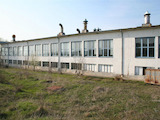 Industrial property in the town of Byala, Varna